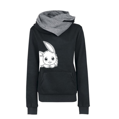 Cute Eevee Hoodies