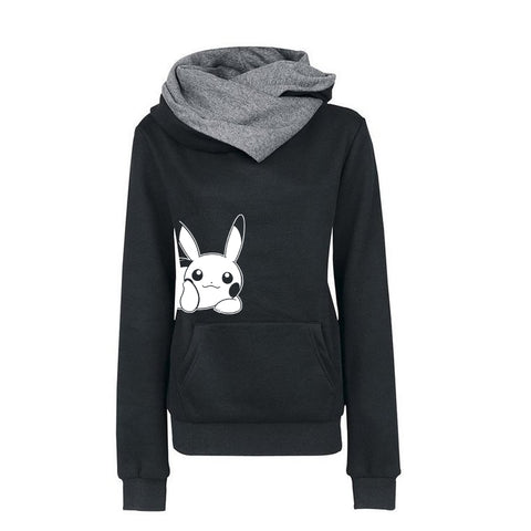 Cute Pikachu Hoodies