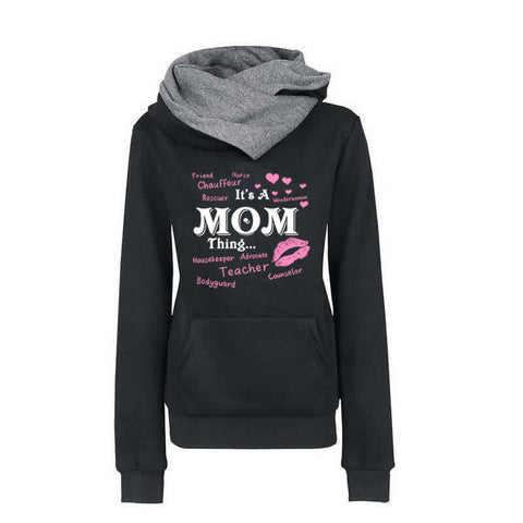 A MOM Thing Hoodies
