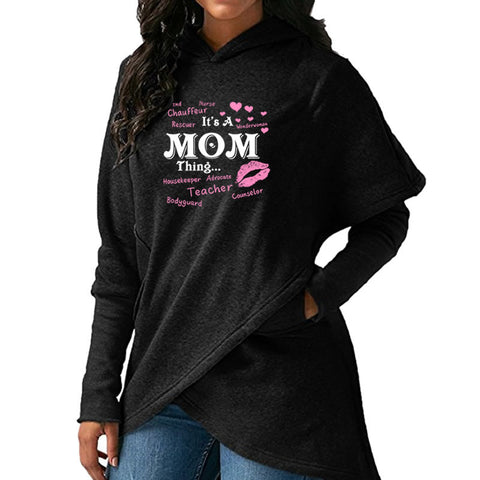 A MOM Thing Sweatshirt