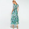 Flowers - Boho Summer Dress