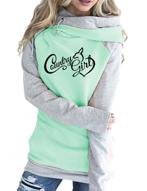 Country Girl Hoodies