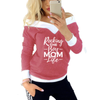 Boy Mom Life Shirt With Shoulders
