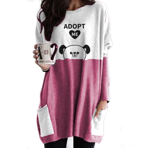 Adopt Me Dog Long Sleeves