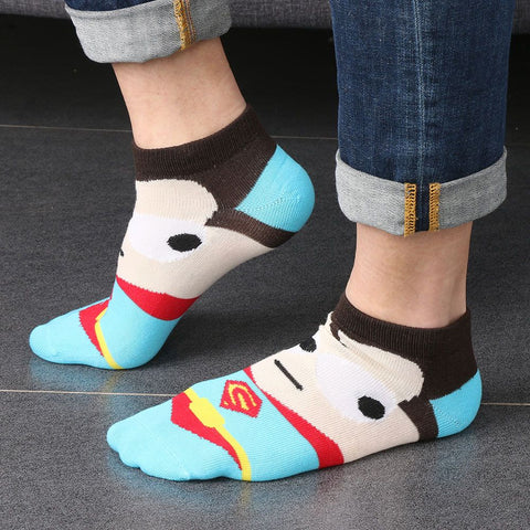 Cute Super Hero Socks