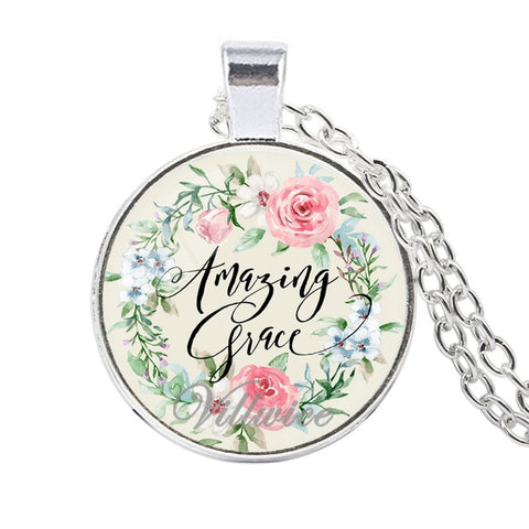 Amazing Grace Necklace
