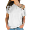 Cross Shoulder T-shirts