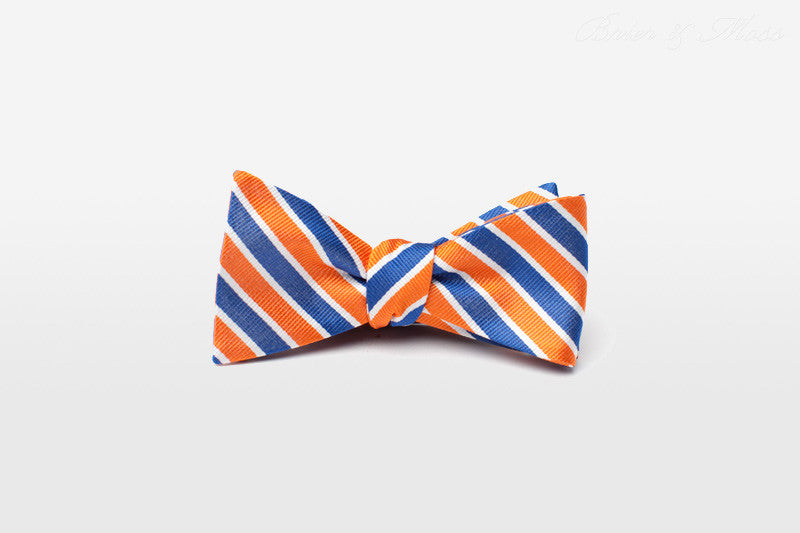 The Carlyle Brier & Moss Bow Tie