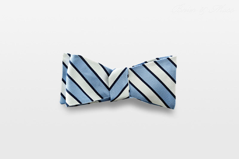 The Colton Brier & Moss Bow Tie