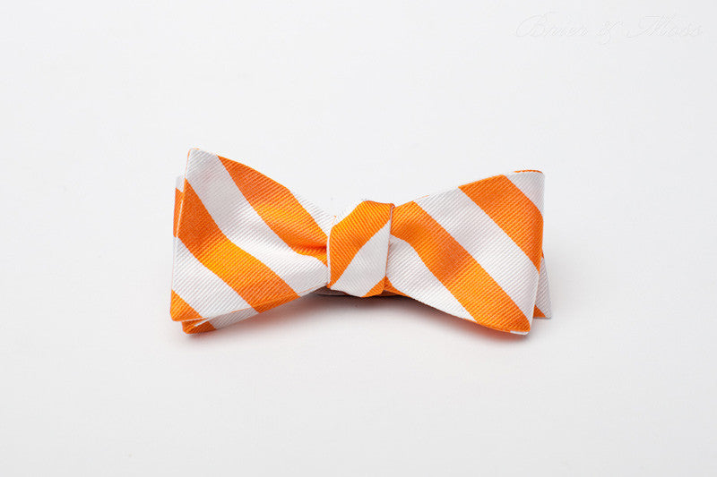 The Ellington Brier & Moss Bow Tie