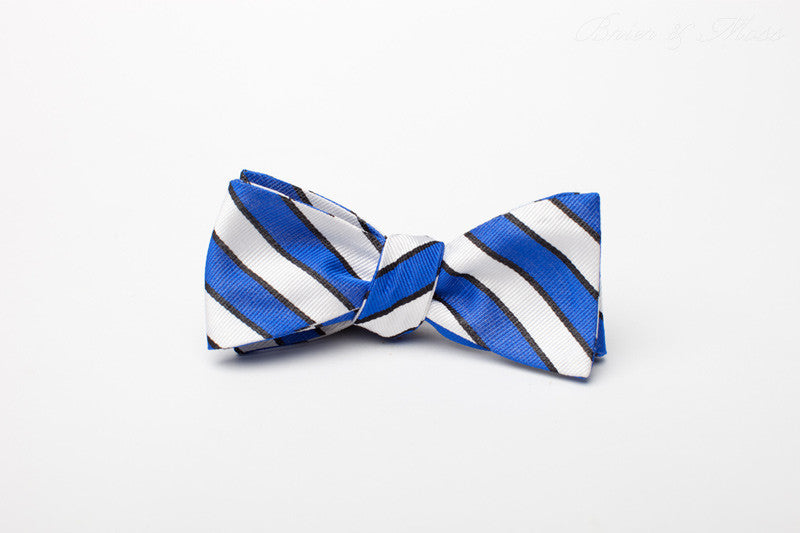 The Latimer Brier & Moss Bow Tie
