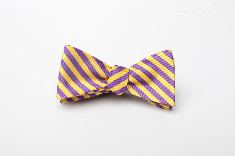 The LeCroix Brier & Moss Bow Tie