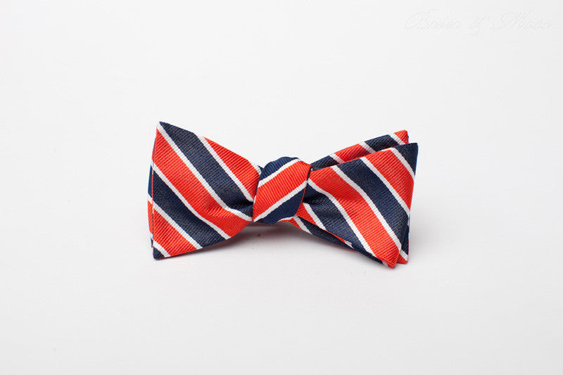The Remington Brier & Moss Bow Tie