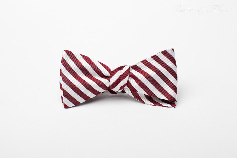 The Richardson Brier & Moss Bow Tie