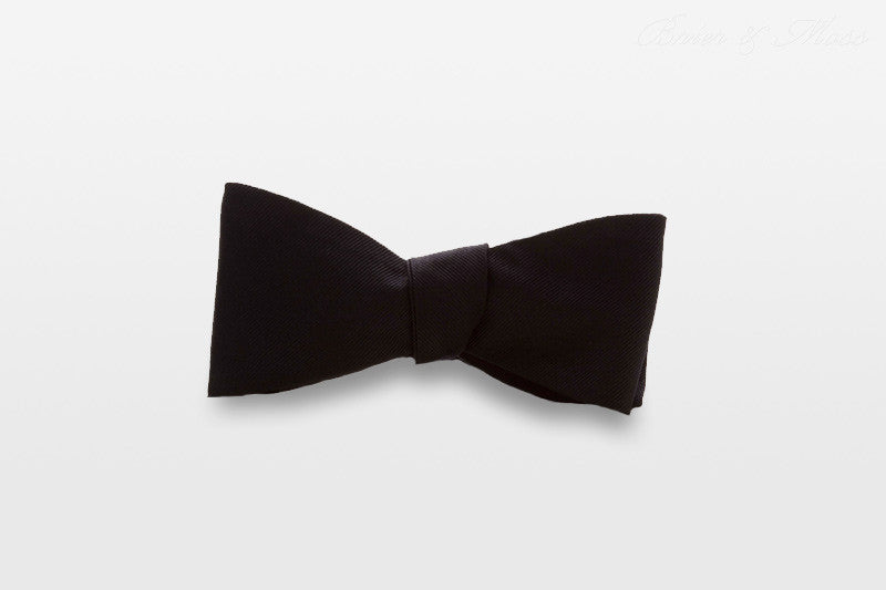 The Ryals Brier & Moss Bow Tie