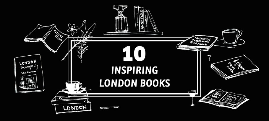 10 Inspiring London Books To Read In Quarantine