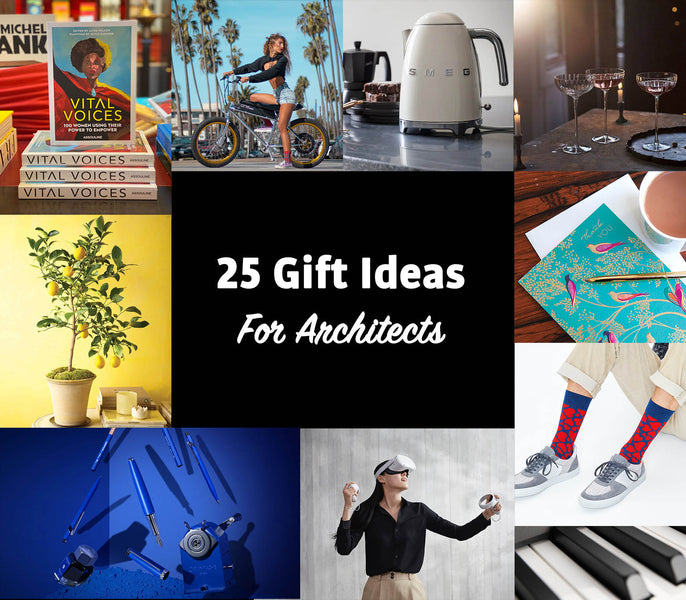 25 Gift Ideas For Architects (2020)