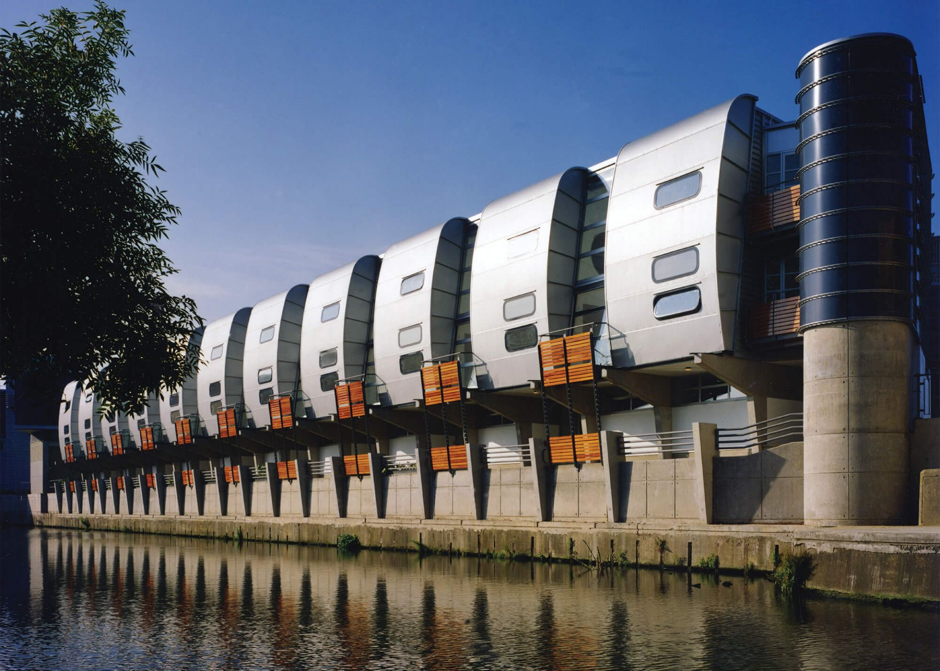 Grand Union Canal Walk Housing