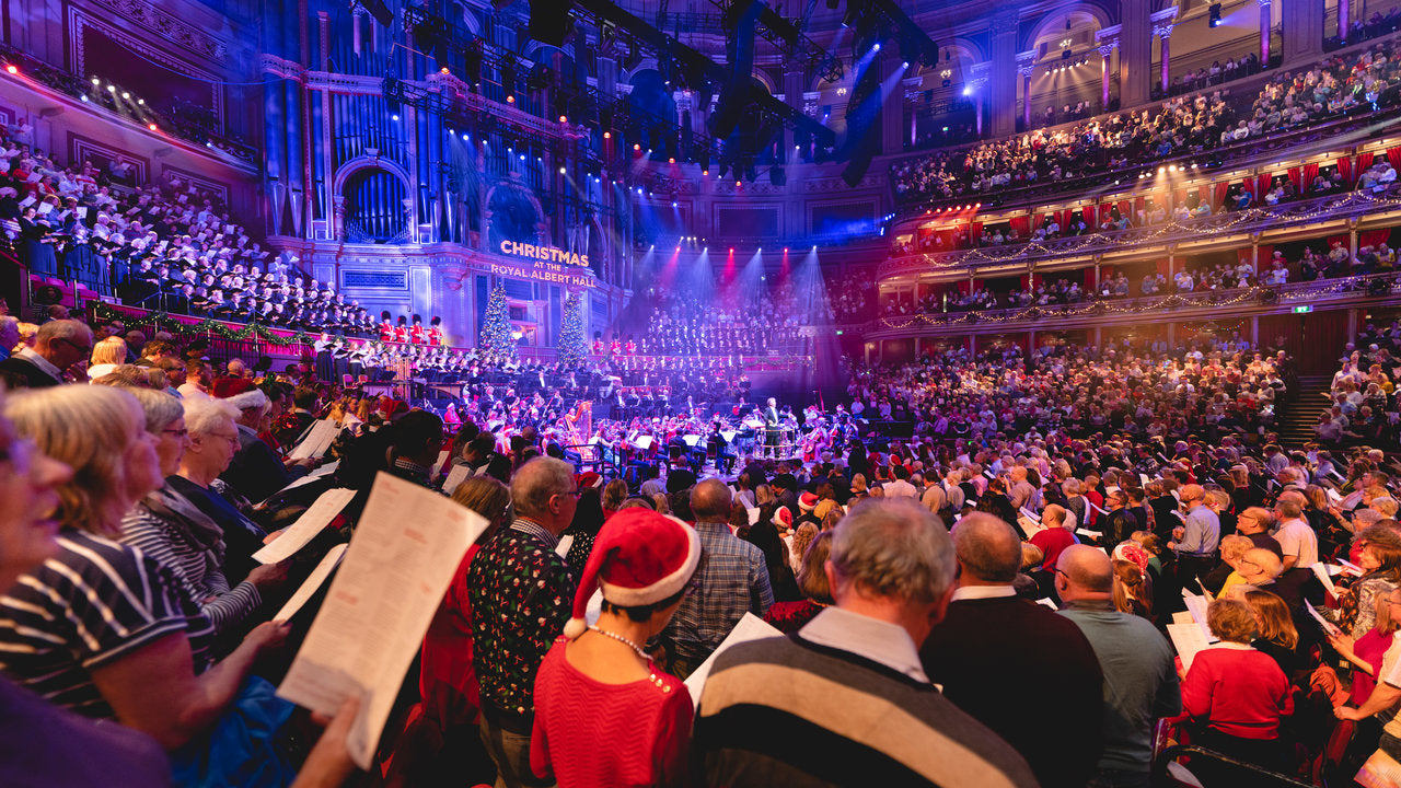 Royal Albert Hall Christmas Carols
