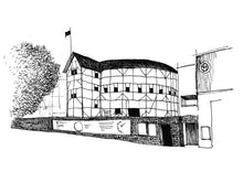 Load image into Gallery viewer, The Globe Theatre