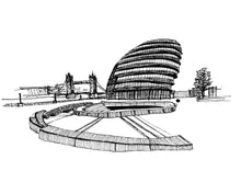 Load image into Gallery viewer, London City Hall