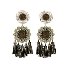 Load image into Gallery viewer, GOLD TALI EARRINGS