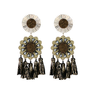 GOLD TALI EARRINGS
