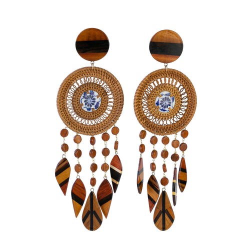 KALUA EARRINGS