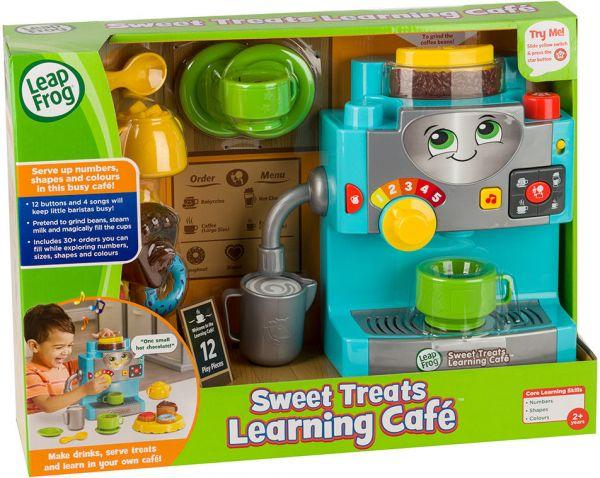 LeapFrog Sweet Treats Learning Cafe (Learning toys for toddlers)
