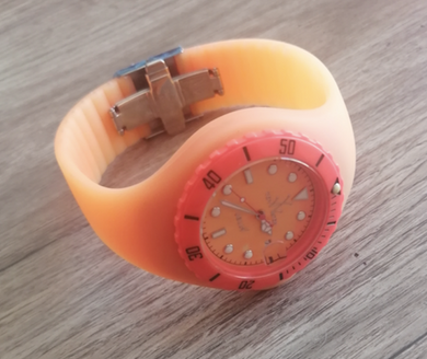 Toywatch Jelly Orange (No Box)