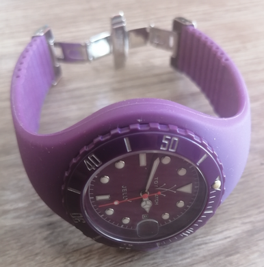 Toywatch Jelly Purple (No Box)