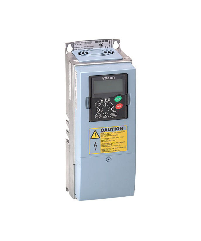 7.5KW - VACON NXS NXS00225A2H1  - IP54, Vacon Drives