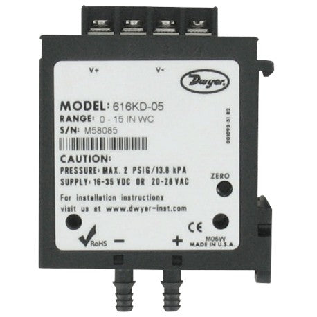 616KD-07-V , Dwyer 616KD-07-V, Dwyer, í«land instruments , í«land controls , dwyer instruments , dwyer gauge , dwyer transmitter , dwyer agent , dwyer distributor , dwyer distributors, dwyer products, Dwyer Products,Instrumentation,Pressure,Differential-pressure,Transmitters,Series-616-differential-pressure-transmitters