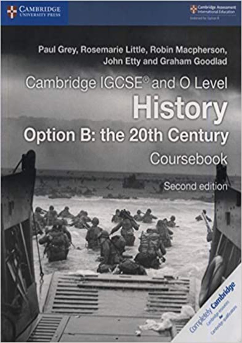 Cambridge IGCSE/O-Level History (0470/2134) Coursebook 2nd Edition