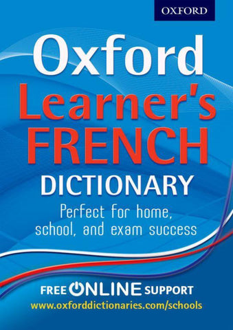 Oxford Learner's French Dictionary
