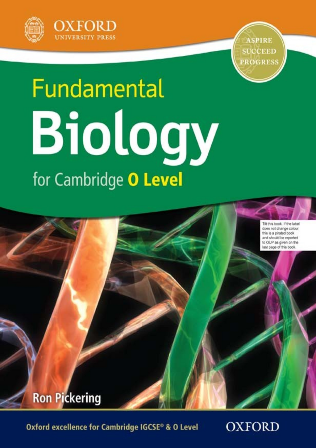 Cambridge Fundamental Biology (5090) Coursebook by Oxford