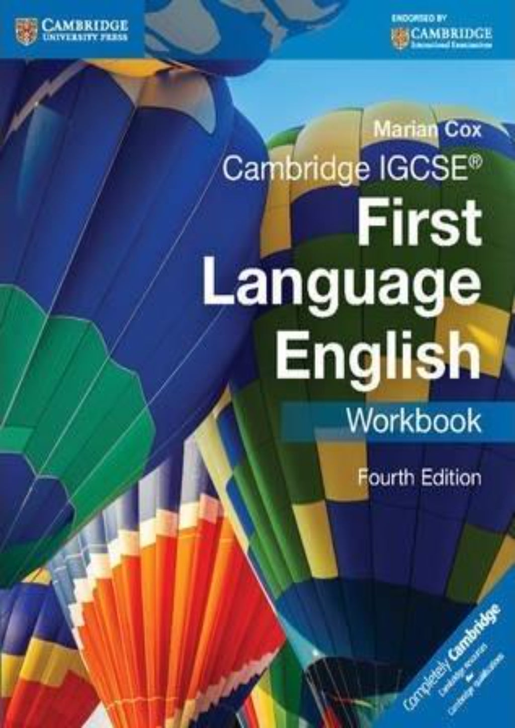 Cambridge IGCSE First Language English (0500) Workbook (4th Ed)