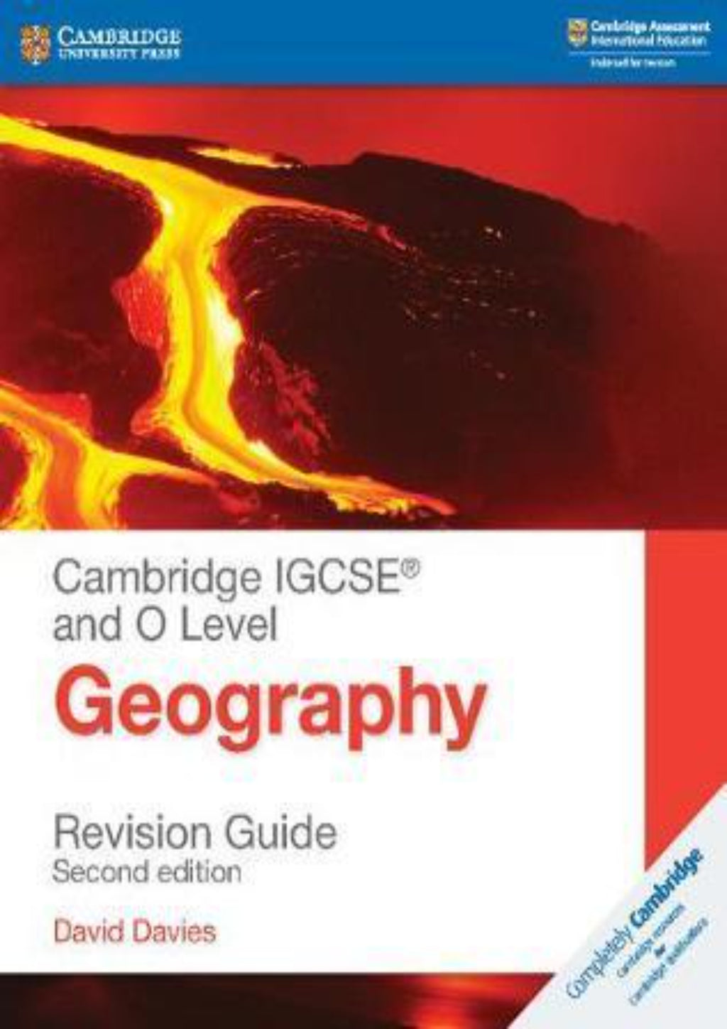 Cambridge IGCSE/O-Level Geography (0460/2217) Revision Guide (2nd Ed)