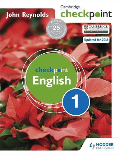 Checkpoint English- Book 1 (Textbook)