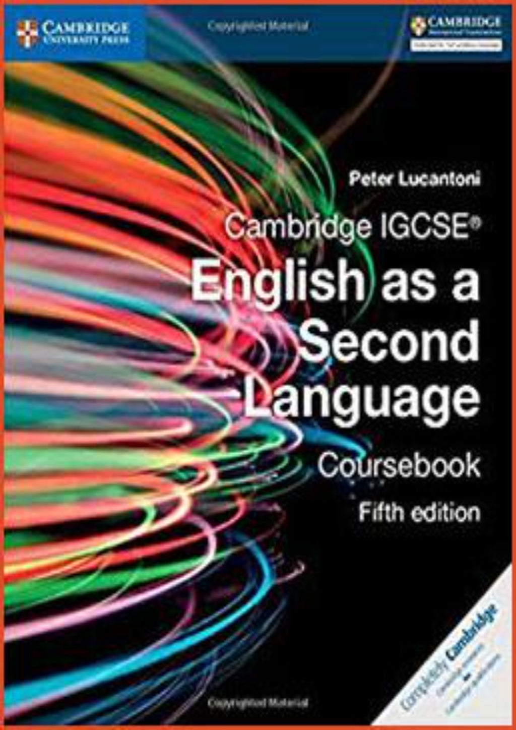 Cambridge IGCSE English as a Second Language (0510) Coursebook (5th Ed)