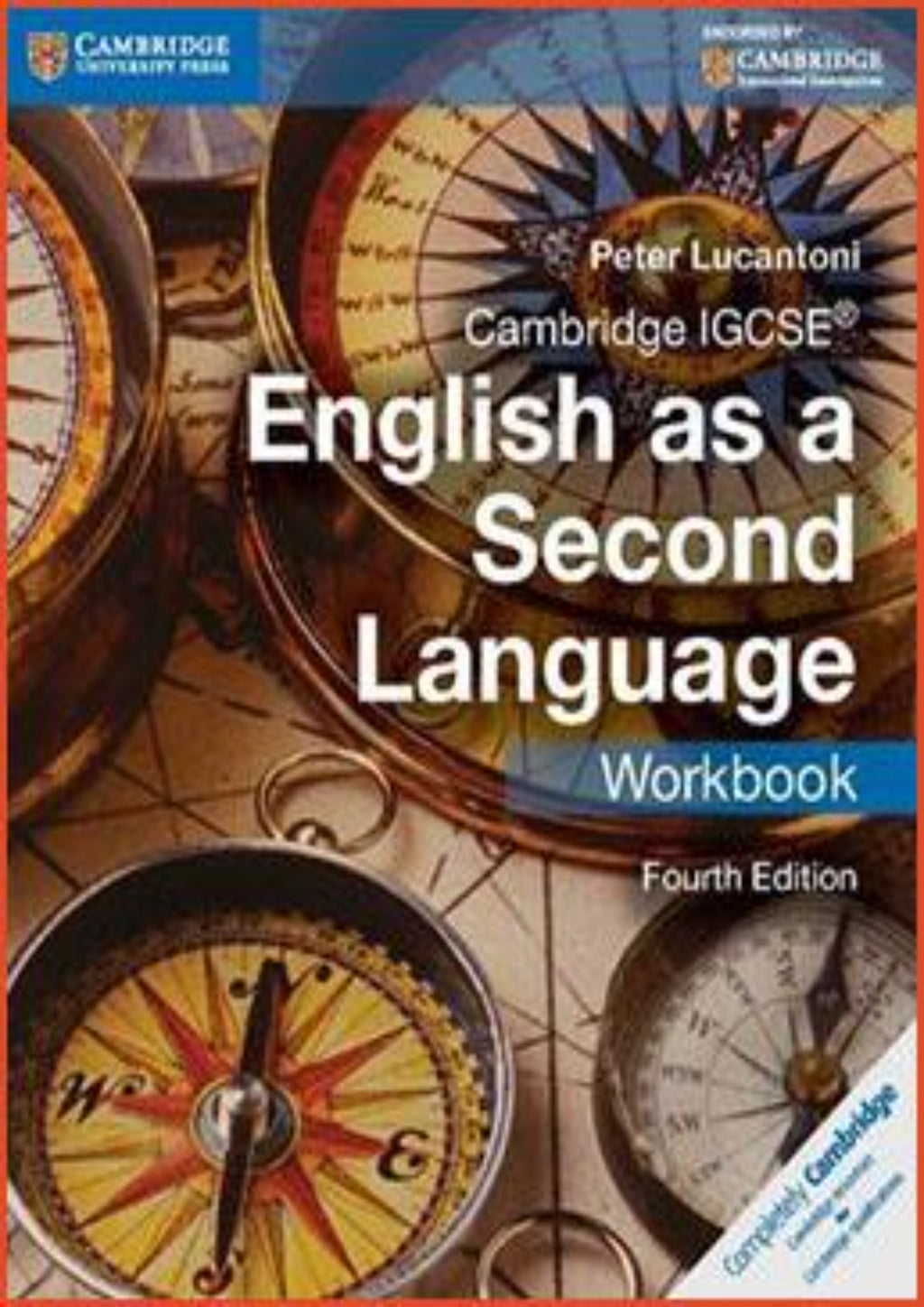 Cambridge IGCSE English as a Second Language (0510) Workbook (4th Ed)