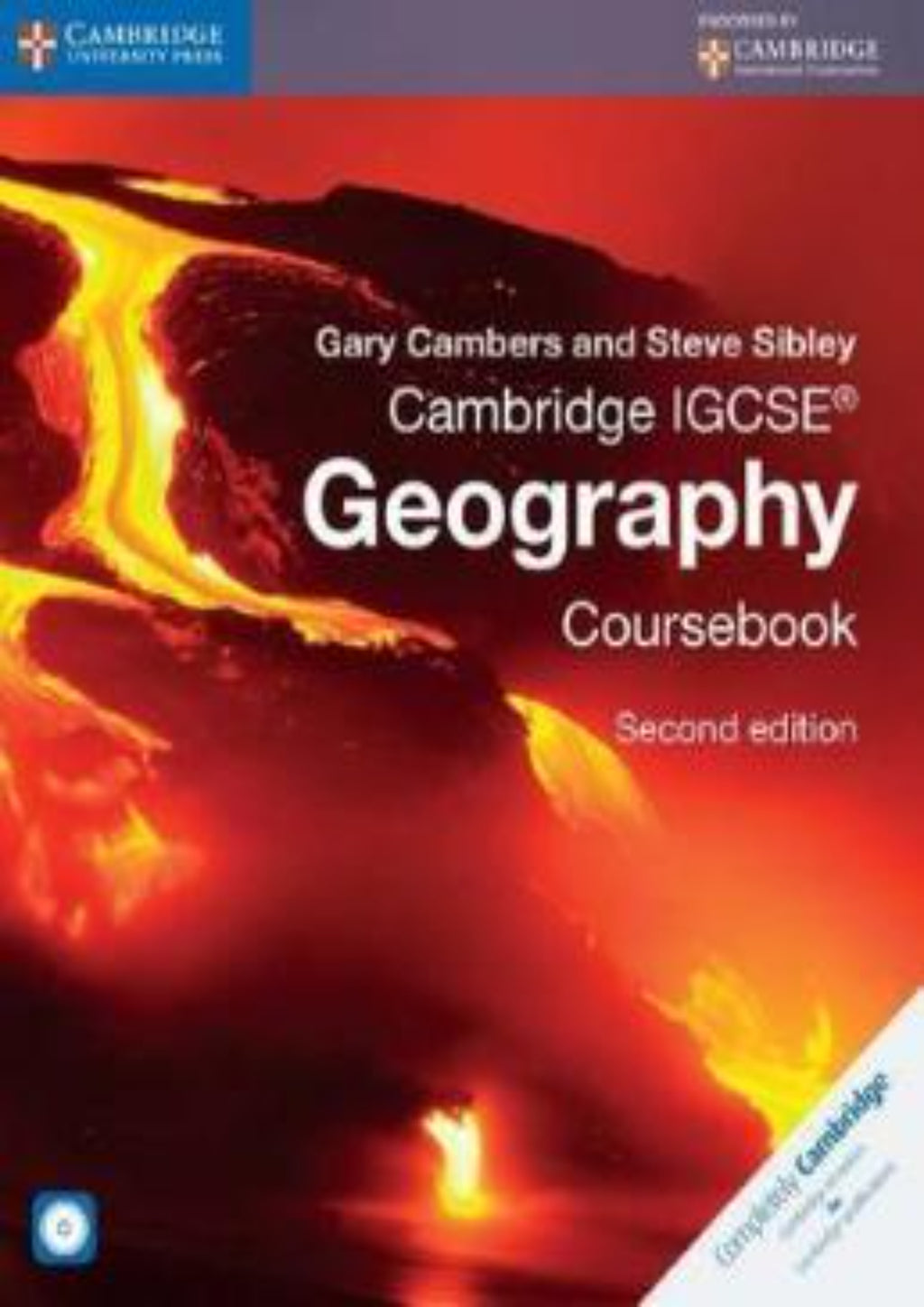 Cambridge IGCSE Geography (0460) Coursebook (2nd Ed)