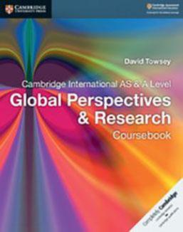 Cambridge AS/A-Level Global Perspectives & Research (9239) Coursebook
