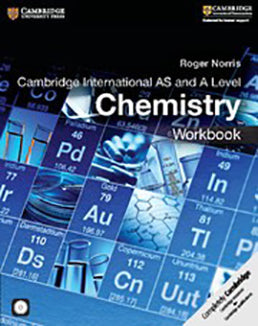 Cambridge AS/A-Level Chemistry (9701) Workbook with CD-ROM