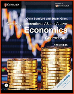 Cambridge AS/A-Level Economics (9708) Coursebook 3rd Edition