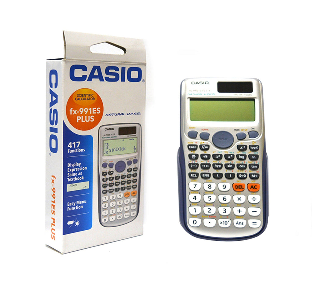 Casio FX-991ES PLUS Scientific Calculator (1st Copy)