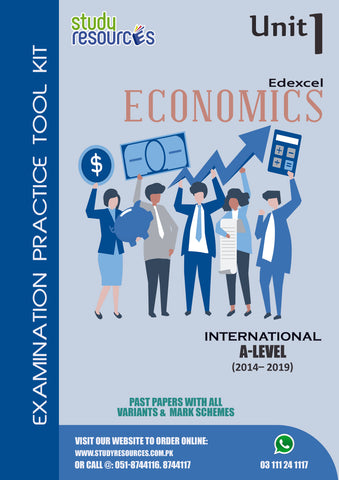 Edexcel A-Level Economics Unit-1 Past Papers (2014-2019)