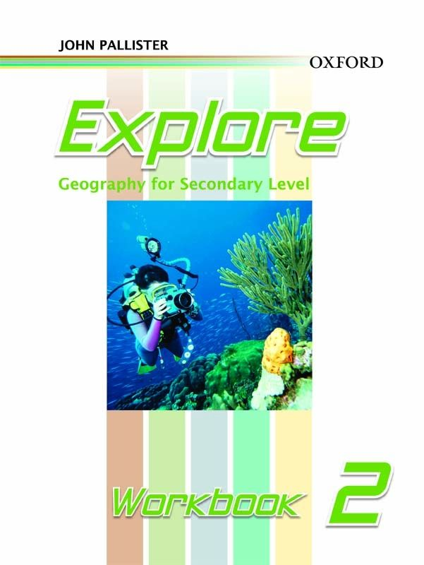 Explore Geography for Secondary Level - Book 2(Workbook)
