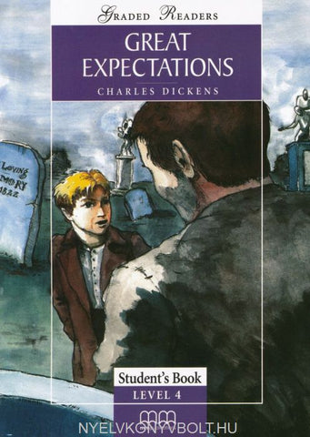 Graded Readers Series: Great Expectations (Students Book – Level 4)