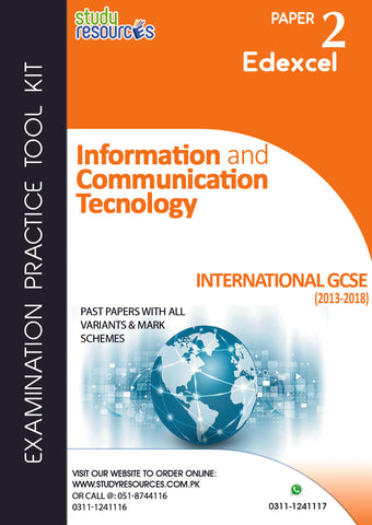Edexcel IGCSE ICT P-2 Past Papers (2013-2018)
